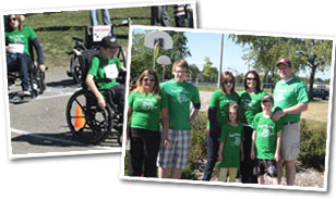 Deutschmann Law participated in the  3rd Annual Waterloo Wellington Wheelchair Relay Challenge