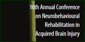 Deutschmann Law is a Silver Sponsor for the 16th Annual Conference on Neurobehavioural Rehabilitation in Acquired Brain Injury