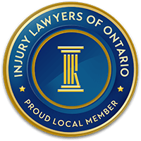 Injury Lawyers of Ontario - Proud Member