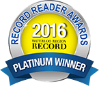 Record Reader Awards 2014 - Platinum